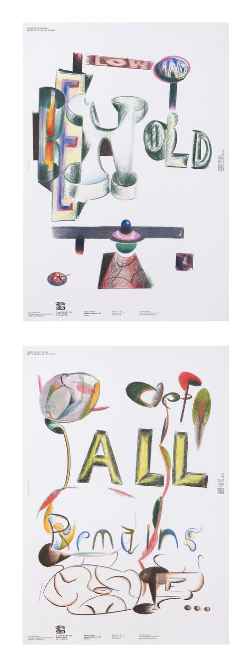 Ed Fella's Posters 6/06