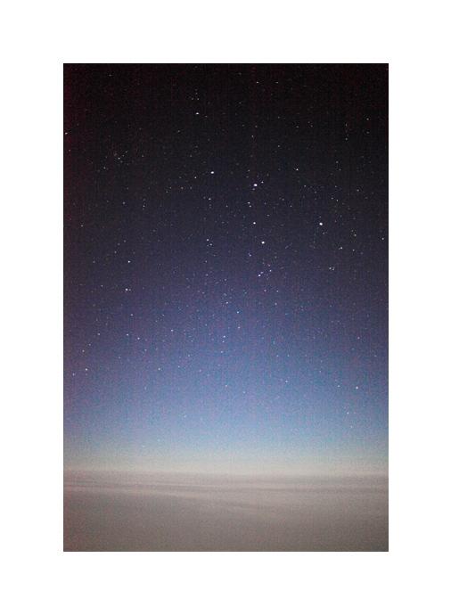 In Flight Astro